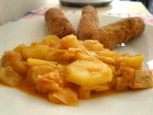 Krumpir sa mahunama