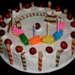 Vlakić torta