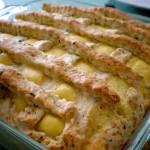 Sočna pita od piletine i špeka