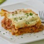 Jednostavne lazanje kao lasagne iz restorana