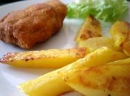 Pečeni mladi krumpir