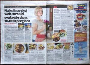 Sandra Gašparić Reci Peci Večernji list 29062015
