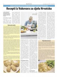 Sandra Gašparić Reci Peci Vukovarske novine