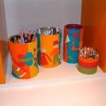 Šarene posudice za olovke
