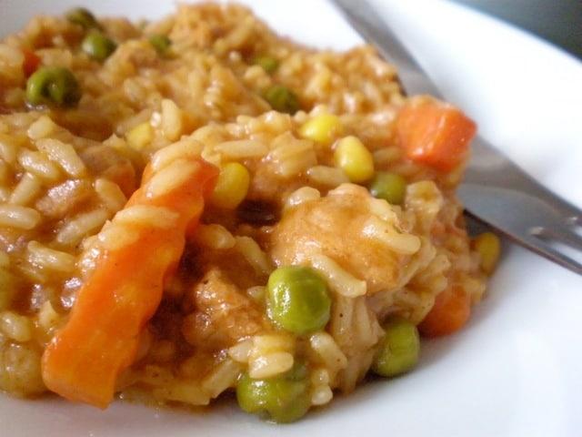 Šareni rižoto