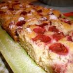Jednostavan biskvitni kolač s trešnjama