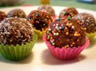 Čokoladne kuglice