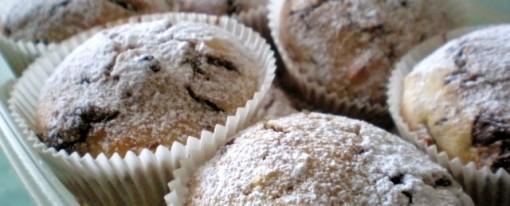 Sočni muffini s tikvicama