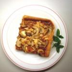 Pizza sa mljevenim mesom