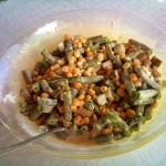 Neobična salata od mahuna