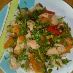 Piletina na kineski