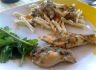 Piletina s melisom