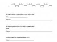 Radni listići iz matematike za print