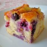 Jednostavan kolač s grožđem