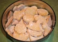 Prhki kolačići s kokosom