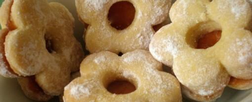 Linzeri – božićni vanilin keksići