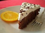 Čokoladna torta s narančama