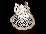 Božićni ukrasi izrađeni kukičanjem