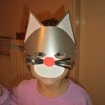 Maske od papira