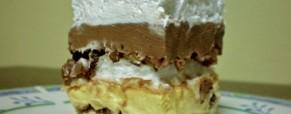 Mrak torta s orasima