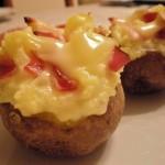 Zapečeni punjeni krumpir