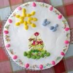 Uskrsna lješnjak torta
