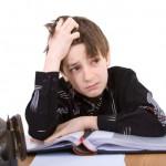 Stres na kraju školske godine