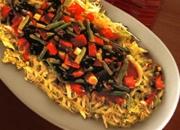 Salata od mahuna i paprika