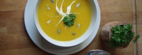 Krem juha od Hokaido bundeve