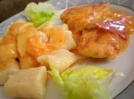 Pikantna piletina u ogrtaču