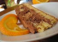 Ganache torta s narančama