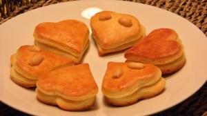 Valentinovo - snack srca