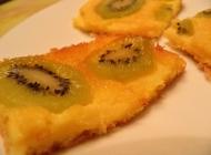 Naopaki francuski kolač s kivijem