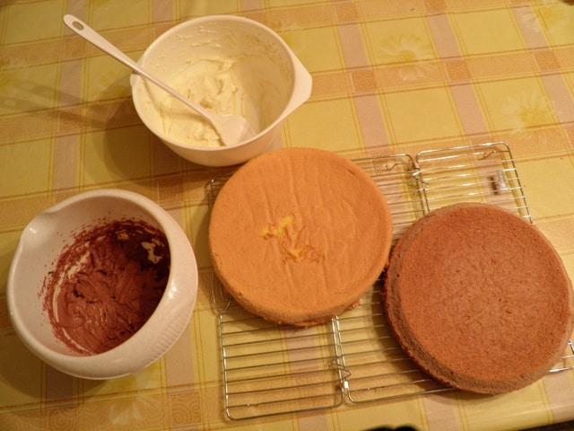 Recept u slikama ( snimljeno Olympus digitalnim fotoaparatom) :