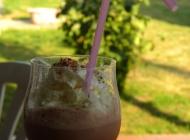Čokoladno osvježenje iz čaše