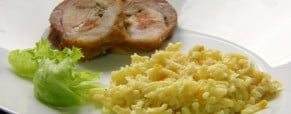 Svinjsko pečenje sa ribanom kašicom