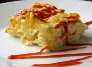 Makaroni – lasagne