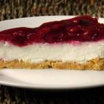 Cheesecake s voćem