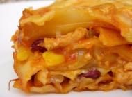 Tortiljaste lasagne