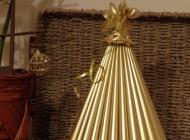 Unikatno božićno drvce od papira