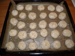 Integralna peciva prije samog pečenja