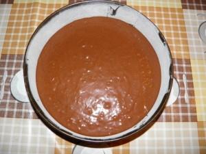 Opis izrade biskvita cappuccino torte