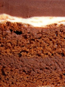 Slojevitost cappuccino torte