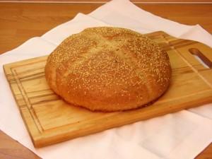 integralni kruh - spreman za rezanje