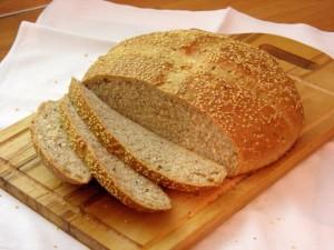Fotografija integralnog kruha