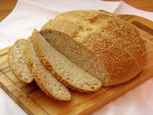 integralni kruh - spreman za doručak!