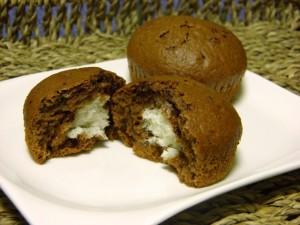 Čokoladni muffini s kokosom - spremni za konzumaciju! :)