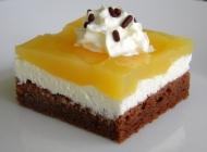 Kremasti zalazak sunca – Creamy sunset cake