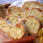 Slatki Božićni kruh – Stollen