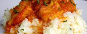 Piletina Tikka Masala – Tikka masala curry
